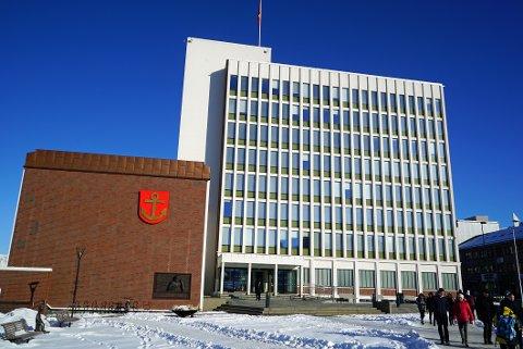 Rådhuset i Narvik.