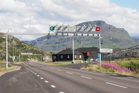 Tollstasjonen på Bjørnfjell