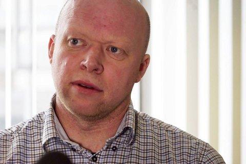 Tor Asgeir Johansen, ordfører i Tysfjord beskriver uhellet på kvartsbedriften som svært alvorlig.