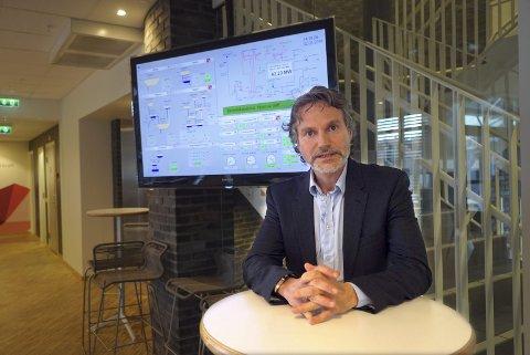 Nordkraft Nett har de nest laveste prisene i Norge. - Gledelig, sier administrerende direktør Eirik Frantzen som fastslår at forklaringene er flere.