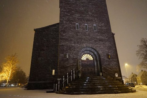 Skal avholde menighetsmøte: Torsdag er det innkalt til menighetsmøte i Narvik menighet. Da er bruken av alkoholholdig altervin en av sakene på agendaen.
