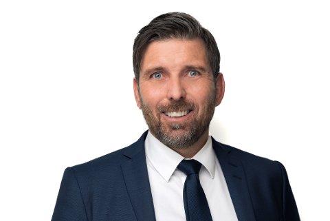 NY DIREKTØR: Frode Kristian Danielsen (53) er ny administrerende direktør i Narvikgården AS.