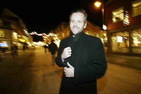 Ari Behn hadde et sterkt og romantisk forhold til Tromsø.