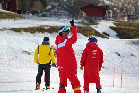 LOVER RETUR: Fotokoordinatoren Nisse Schmidt lover retur til Narvik, hvis byen får VM i alpint i 2027.