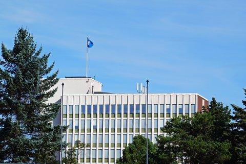 FÅR STØTTE: Narvik kommune får refundert midlene de bruker på teststasjonen for covid-19 på Nygårdsfjellet.