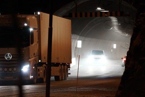 Det skal utføres vedlikeholdsarbeid i Fagernestunnelen.