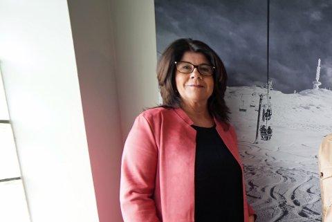 BEKYMRET: Hilde Dreyer Johansen ved Narvik Hotell Wivel er bekymret for høsten. Koronakrisen gjør det nær sagt umulig å planlegge. Arkivfoto.