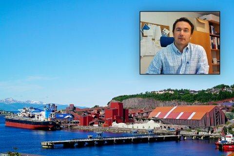 Tommy Rondestvedt er konstituert daglig leder i LKAB Norge AS.