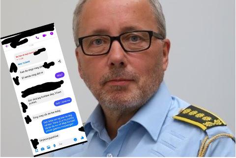 Distriktsleder og politiinspektør Geir H. Marthinsen i UP-distrikt 5 Nord sier det ikke er uvanlig at politiet tar kontakt med privatpersoner for å få dem til å forstå de potensielt alvorlige konsekvensene av varsling om fartskontroller.