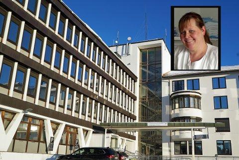MANGE FØDSLER: Det er ventet flere fødsler enn normalt i Narvik i mars. – Det vi vet er at vi får et lite positivt oppsving i mars, forteller Marte Kristoffersen som er enhetsleder for føde- og gynekologisk avdeling ved UNN Narvik.