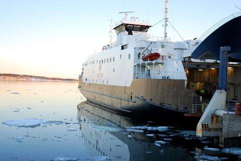 Bastø IV er en av de to fergene som nå har fått nytt navn, og heter Bastø VII fra i dag.