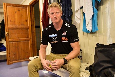 GLEDER SEG: Kjetil Borch tar ingen sjanser før mesterskapet i Polen. Da blir det roadtrip i bobil.
