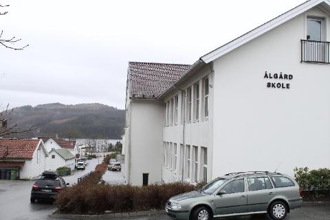 Det er ved flere anledninger funnet brukte sprøyter og annet brukerutstyr fra rusmisbrukere på uteområdet til Ålgård skole.