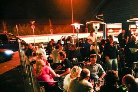 Skjenkestopp ved serveringssteder i Gjesdal kommer trolig til å være klokka 01.30 etter valget også.