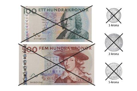 DISSE SKAL UT: Sørg for å bruke disse pengene før slutten av juni.