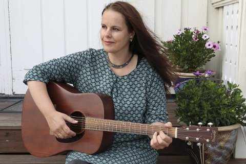 DRØMMER: Birgit Brinck er snart i mål med et nytt album. Drømmer man har i livet, røttene man har med seg og det å takle livets alle sider, er temaer.
