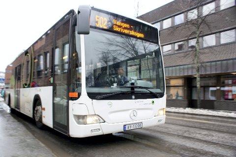 PÅSKEINNSTILLINGER: Hedmark Trafikk kjører ingen busser skjærtorsdag, langfredag og 1. påskedag.