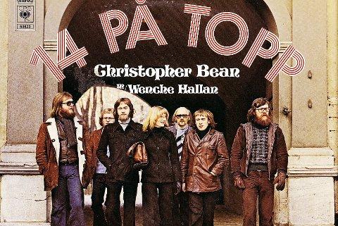 Store: Christopher Bean med Wenche Hallan som vokalist var store på 70-tallet. I mars er de tilbake på gamle tomter på Slobrua.