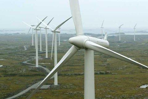 PENGER: Det er allerede kommet inn 75.000 i kampen mot vindkraft i Kjølberget i Våler.
