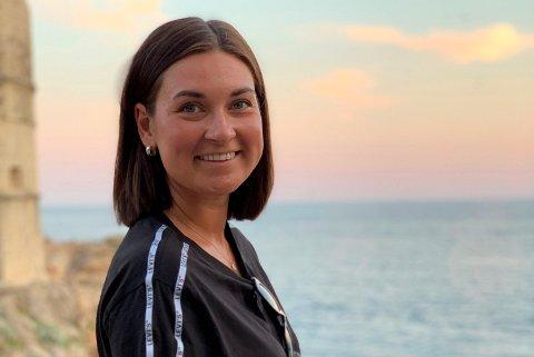 LÆRERIKT: Martine Hansen er produksjonssjef i Splay One, som produserer Thereses Johaugs YouTube-Kanal. - Det har vært lærerikt å jobbe med en idrettsprofil som er dedikert.