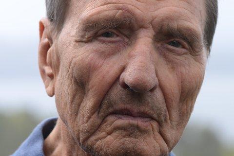 Aleksej Perminow f. 1922    Den siste gjenlevende tidligere sovjetrussiske fange i Norge.