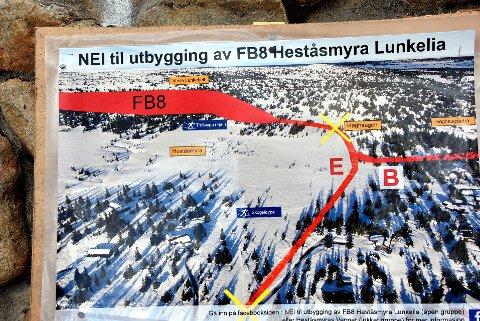 LUNKELIA: Pihls planer for hytteutbygging i Lunkelia bør settes på vent inntil felles fylkesting har behandlet en interkommunal plan for utviklingen av fjellområdet, mener innsenderen.