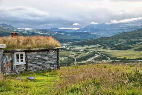 Kulturlandskap: Seterdal Grimsdalen seter er et eksempel på drift av kulturlandskap som i dag ikke lenger er økonomisk bærekraftig.