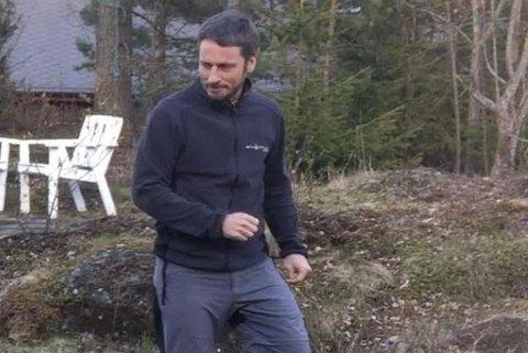 SAVNET: Stig Ingar Evje har vært savnet siden han forlot hytta på Sjusjøen 3. mai. Foto: privat