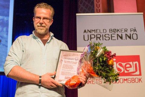 Asbjørn Rydland vant Uprisen 2017