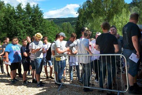 Det ventes over 2.000 deltakere på Norges Bygdeungdomslag sitt landsstevne på Jørstadmoen denne uka.