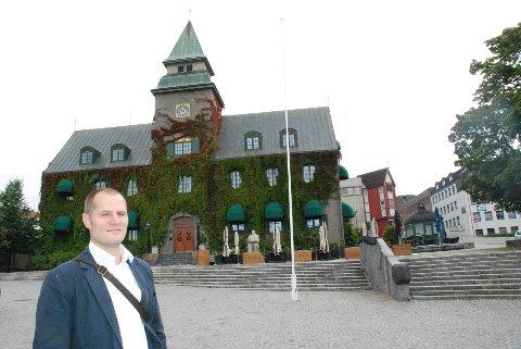 NYTT VERV: Ørjan Høyer-Farstad har blitt pekt ut som ny styreleder i arkitektfirmaet LPO.