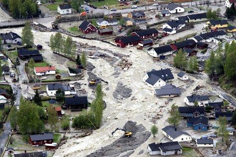 """""""Sikringstiltak kommer gjerne, som i Kvam, etter at katastrofer har rammet. Kostnadene til sikring kommer dermed på toppen av hva det koster å rydde opp og utbedre skader."""""""