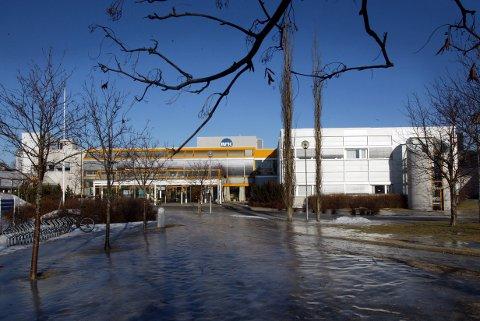 VIL HIT: 141 personer ønsker seg den nye prosjektlederstillingen ved NRKs kontor på Tyholt i Trondheim.