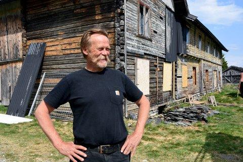 Valseter pensjonat i Sør-Fron skal restaureres.  Henning Olstad fra Venabygd har ansvaret for restaureringen. Eier av stedet er Amund Bjørklund.