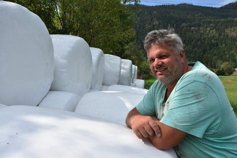 Ole Asmund Sylte i småbrukarlaget er skuffet over de to største opposisjonspartiene i jordbruksoppgjøret.