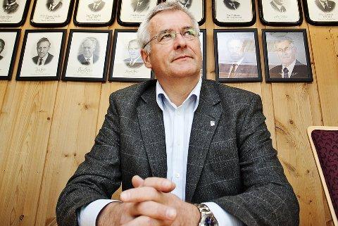 Bjarne Slapgard var også kandidat til Verdiskapingsprisen.