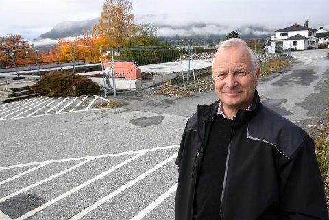 Åge Melbø, daglig leder i selskapet Gaus as, mener kommunale penger burde brukes annerledes hvis det er næringsutvikling kommunene ønsker.