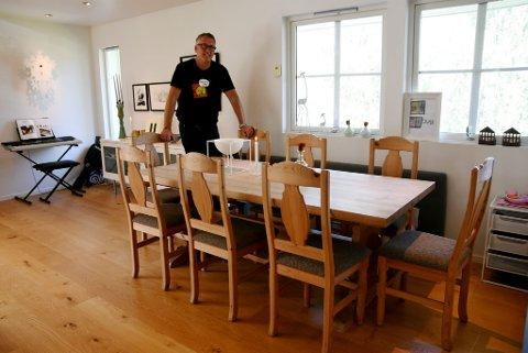 Ordfører i Nord-Fron, Rune Støstad, er leder i Gudbrandsdalstinget (Arkivfoto)
