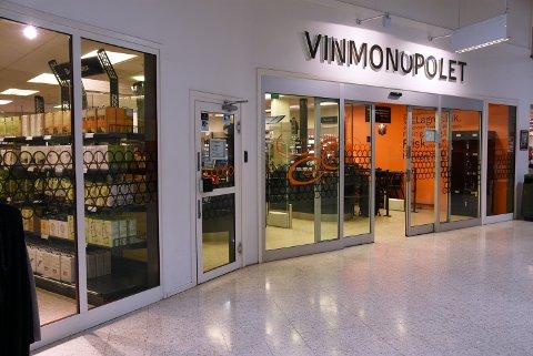 Vinmonopolet ligger i dag på Sødorptunet Vinstra. Nå vil de sondere mulighetene for nye lokaler på Vinstra.