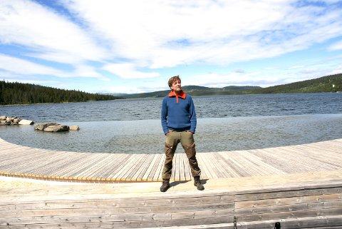 Pål Christian Eggen spiller rollen som Peer Gynt på Gålå i august og blir den 7. Peer i rekken.