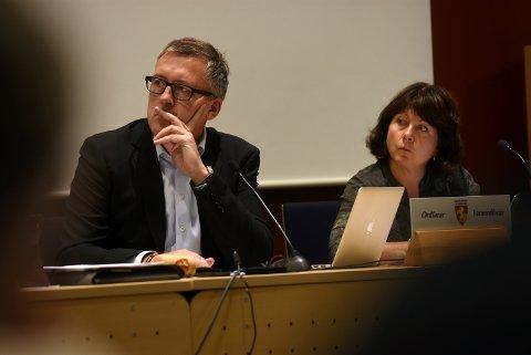 Ordfører Rune Støstad reagerer kraftig på forslaget som i dag ble lagt fram fra det såkalte kraftskatteutvalget. (Foto: Kristin Veskje)