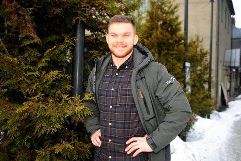 Håvard Solås Taugbøl har endelig begynt å tjene penger på idretten.
