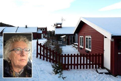 NØSTER I SPORET: Fungerende kommuneoverlege Karin Frydenberg i Østre Toten kommune forteller at smittesporingsteamet i kommunen er i gang med å nøste i sporet fra Vinstra, og at de ikke mistenker at smitten kommer fra Toten.