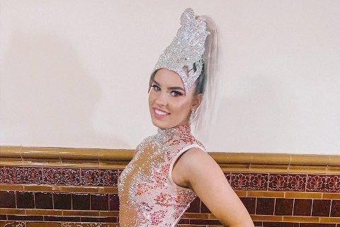 Amanda Hamsun Rønningen er tatt ut på landslaget i disco formasjon og skal delta i både EM og VM i discodans.