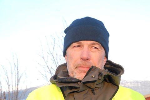 Jørn Morten Sletta er leder for seksjon for orden og forebygging, Nord-Gudbrandsdal