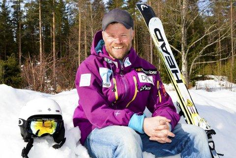 LANG ERFARING: Tron Moger har tidligere vært fartstrener for Aksel Lund Svindal og Kjetil Jansrud. Nå får han hovedansvaret for de kvinnelige utfor- og Super-G-kjørerne.