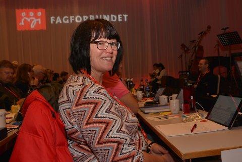 HEDRET: Else Randi Kolby ble hedret av sine egne nylig. Bildet er fra en tidligere anledning.