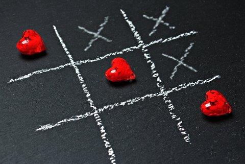 ALLE HJERTER GLEDER SEG: - Kjærlighet kan være så mye, det å elske noen kan gjøre mye med deg som person, skriver Alida Marie Magnussen.