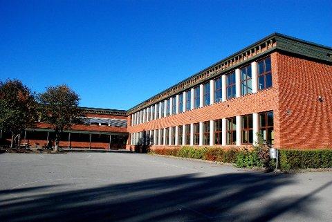 Gran ungdomsskole, bildet er tatt i 2012