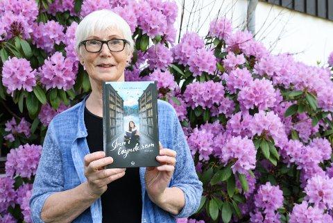 BOKDRØM: Marit Olaisen (73) tok tak i drømmen og har nå gitt ut sin første bok.